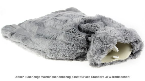 Kuschel Wärmflaschenbezug - 2