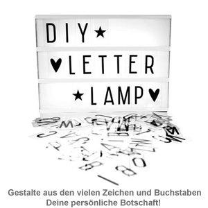 LED Light Box zum Selbstgestalten - 3