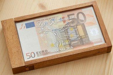 Magische Geldgeschenkbox zur Kommunion - 3