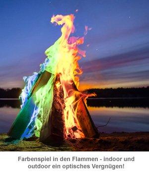 Mystical Fire - Pulver zur Flammenfärbung - 2