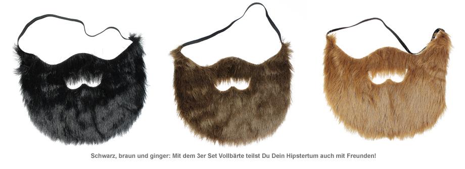 Notfall Hipster Bärte - 2