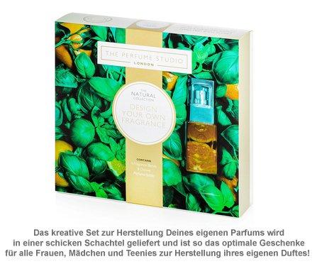 Parfum Set zum Selbermachen - Natural Collection - 3