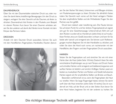 Partnermassage Buch - 3