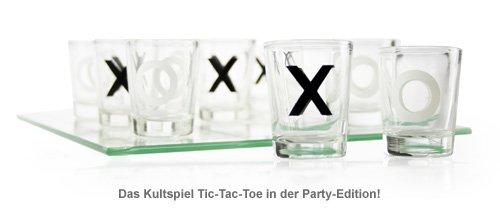 Party Trinkspiel - Tic-Tac-Toe - 2