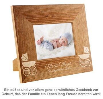 Personalisierter Bilderrahmen zur Geburt - 3