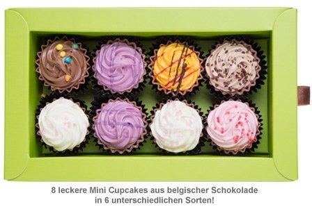 Pralinen - Mini Cupcakes - 2