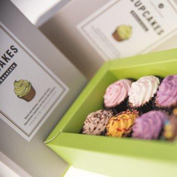 Pralinen - Mini Cupcakes - 3