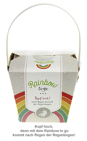 Rainbow to go - 2
