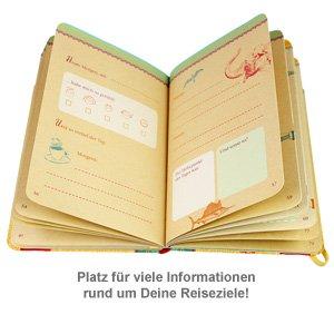Reisetagebuch - 2