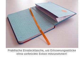 Reisetagebuch zum Ausfüllen - 2