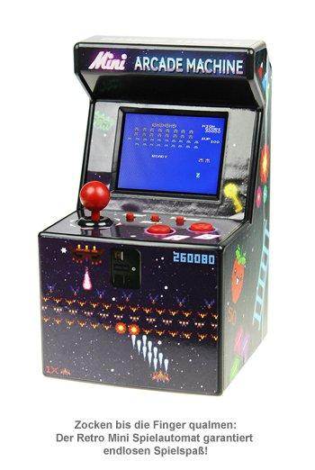Retro Mini Spielautomat - 2