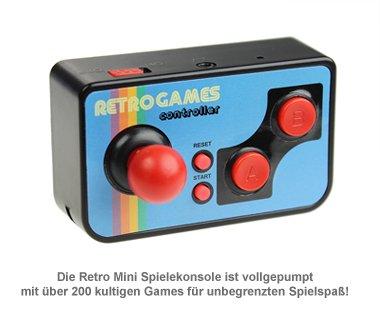 Retro Mini Spielekonsole - 2