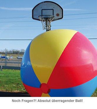 Riesen Wasserball - 3 Meter Gigant - 3