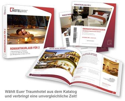Romantikurlaub für 2 - Kurzurlaub Hotelgutschein - 2
