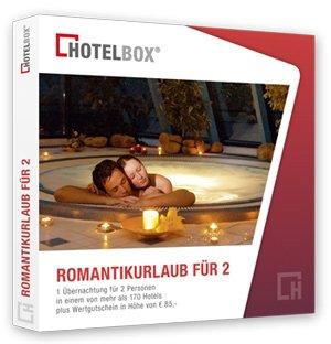 Romantikurlaub für 2 - Kurzurlaub Hotelgutschein - 3