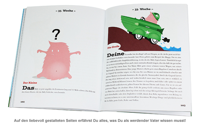 Schwangerschaftsbuch für Männer - 2
