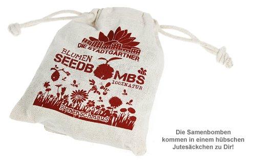Seedbombs - Bienenschmaus - 3