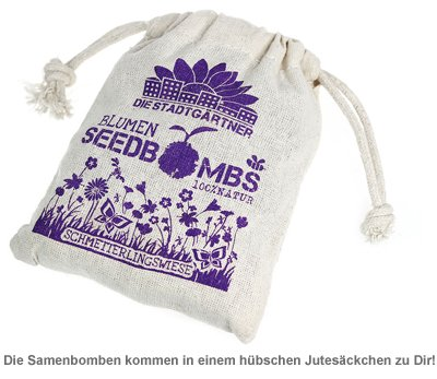 Seedbombs - Schmetterlingswiese - 3