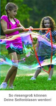 Set für Riesenseifenblasen - 4