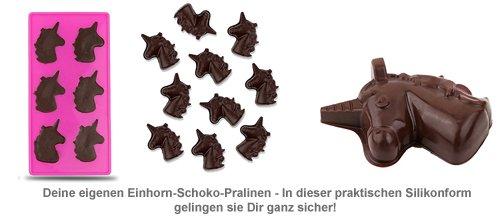 Silikonform - Einhorn - 3