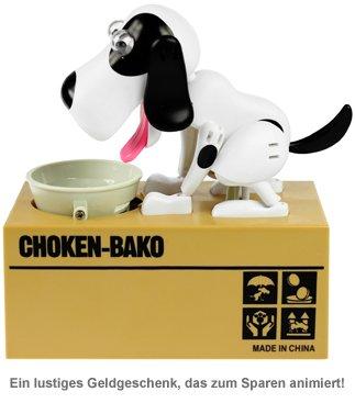 Sparbüchse Hungriger Hund - 2
