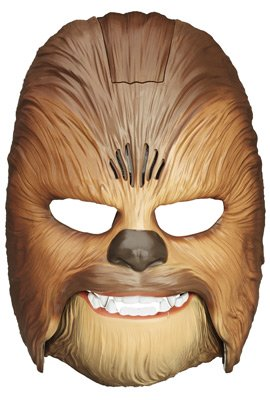 Star Wars Chewbacca Maske mit Soundeffekt - 3