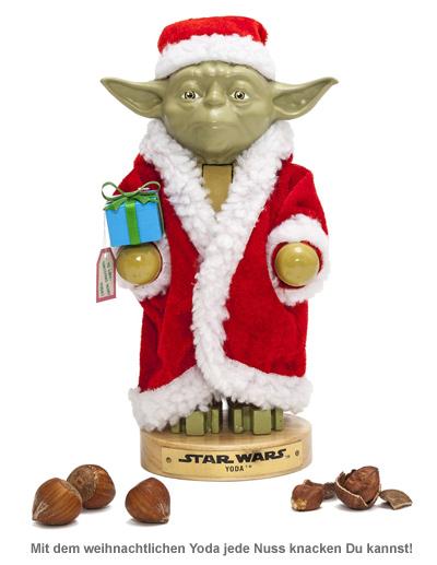 Star Wars Nussknacker - Yoda - 2