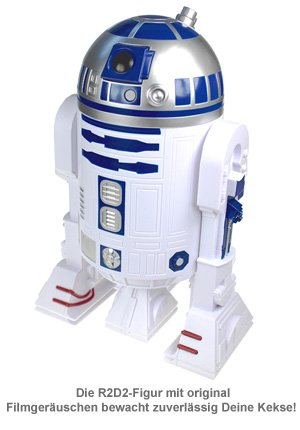 Star Wars R2D2 - Keksdose mit Sound - 2