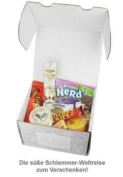 Süße Weltreise - Geschenkbox - 2