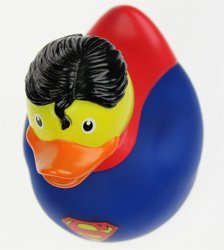 Superman Badeente - 3