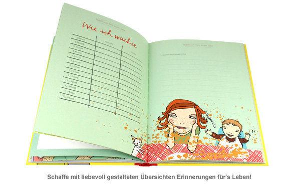 Tagebuch - So schön mein Baby - 2