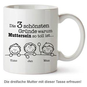 Tasse - Warum Muttersein so toll ist - 2