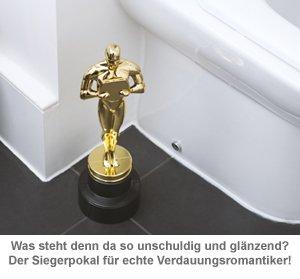 Toilettenbürste - Siegerpokal - 2