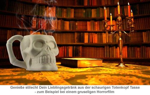 Totenkopf Tasse - 3