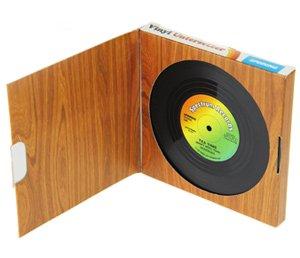 Untersetzer im Vinyl Schallplatten Look - 3