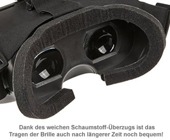 Virtual Reality Brille für Smartphones - 2