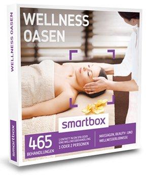 Wellness Oasen - Gutschein Box - 4