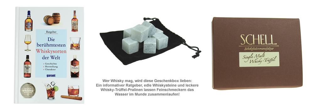 Whisky Kenner Geschenkbox - 2