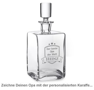 Whisky Set Deluxe - Bester Opa - 2