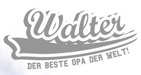 Whiskyglas College Motiv - Bester Opa - 3