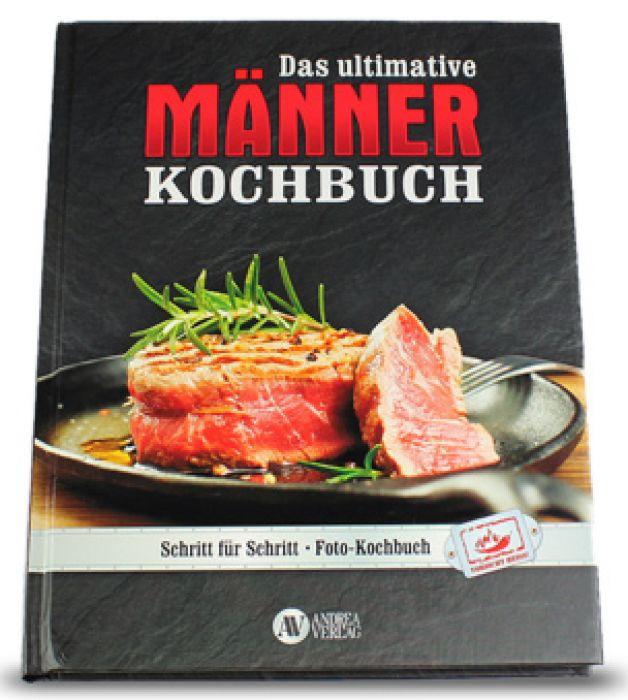 Das ultimative Männerkochbuch
