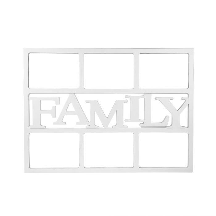 Bilderrahmen Family - mit sechs Rahmen für Deine schönsten Fotos