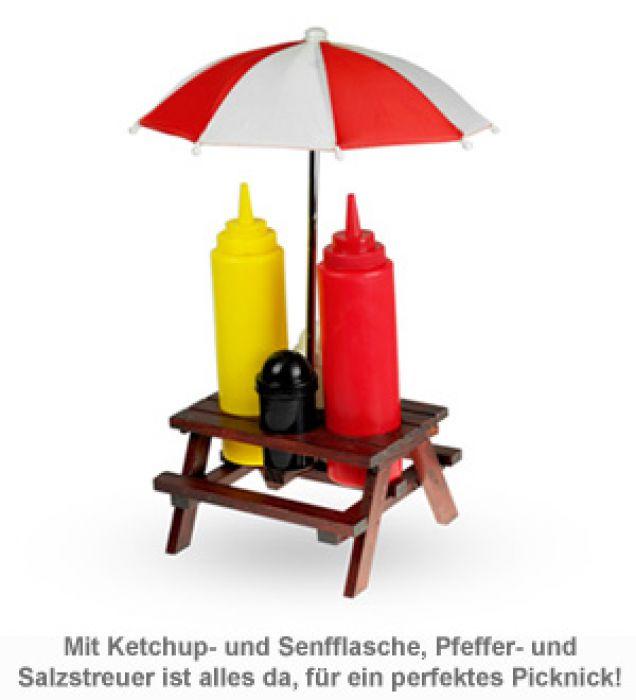 Gewürzhalter - Picknick