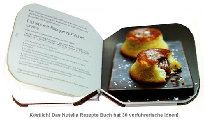 Nutella Rezepte Buch