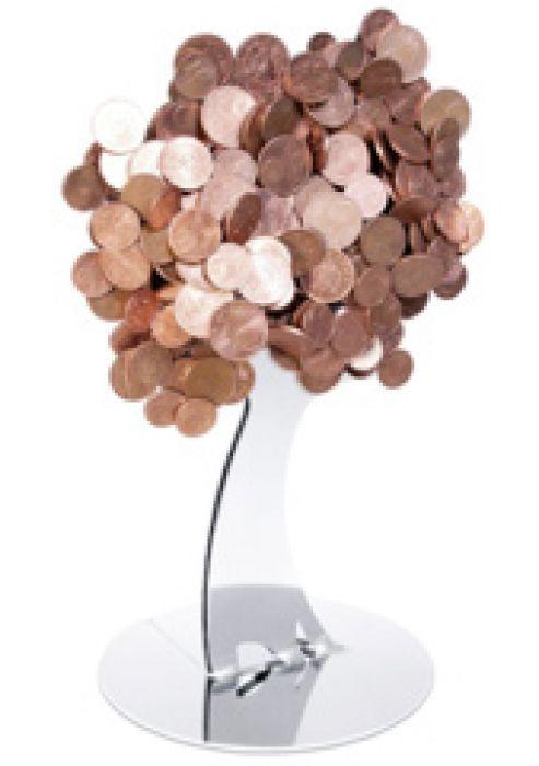 Arbre aimant design à monnaie