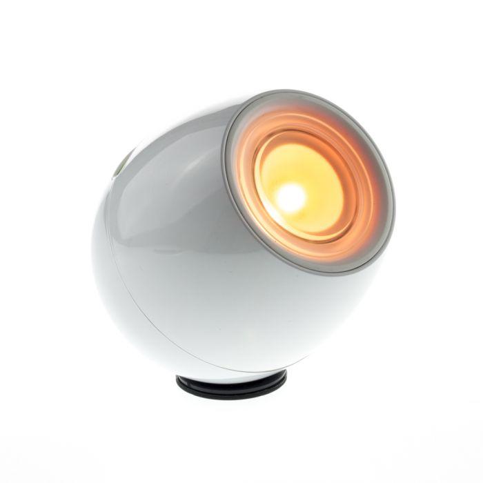 led mood lampe mit integriertem lautsprecher und touch farbregler. Black Bedroom Furniture Sets. Home Design Ideas