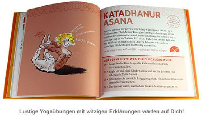 Katastrophen Yoga Buch