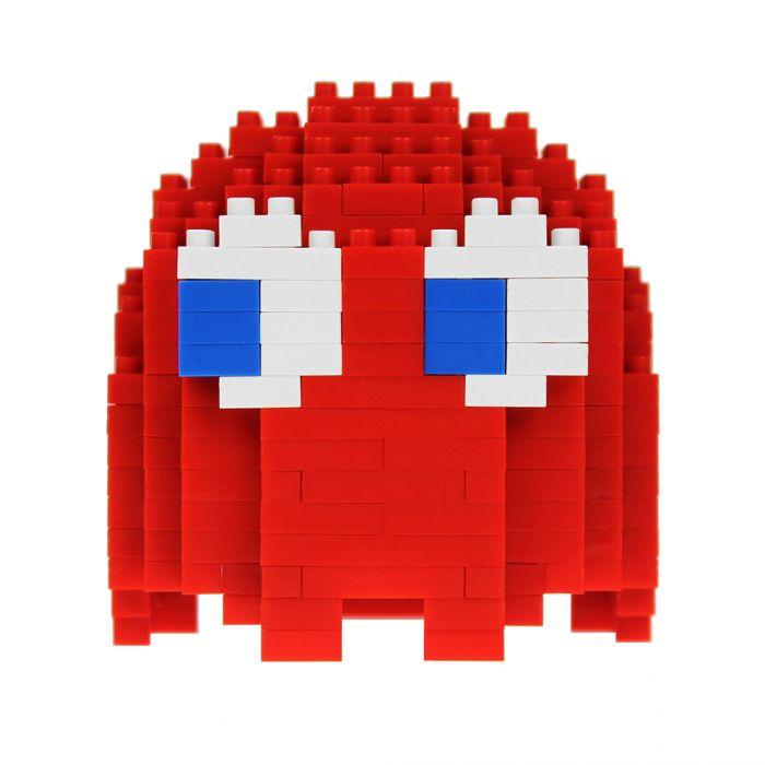 Fantôme Pac Man 3D - Briques