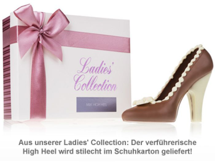 Schokolade - High Heel Braun