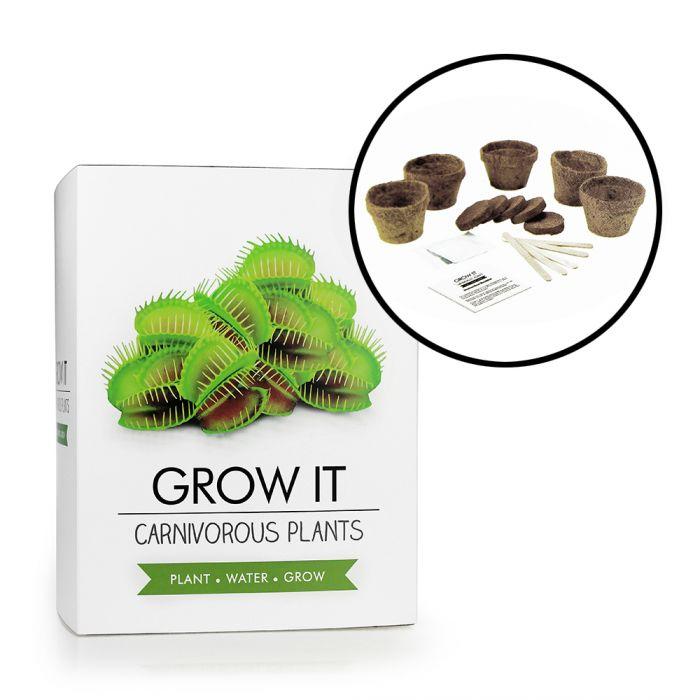 fleischfressende pflanzen selber s en 2 pflanzen im set. Black Bedroom Furniture Sets. Home Design Ideas